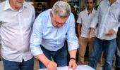 Jardim Celina será contemplado com asfalto em três ruas depois de três décadas à espera por novas pavimentações  - 2019-11-11 19:43:28