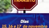 Feriadão da Proclamação da República será marcado por três eventos que irão modificar o trânsito em Lages  - 2019-11-13 14:08:30