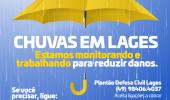 Defesa Civil alerta para tempestades a partir desta quarta-feira - 2019-11-13 14:17:10