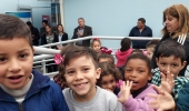 Prefeito Ceron inaugura ampliação e reforma do Ceim Clarício Madruga de Andrade, no Santa Clara - 2019-11-13 17:57:07