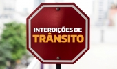 Serviço de travessia de tubulação para águas pluviais ocasionará interdição de trânsito neste feriado, dia 15 de novembro  - 2019-11-14 17:09:38