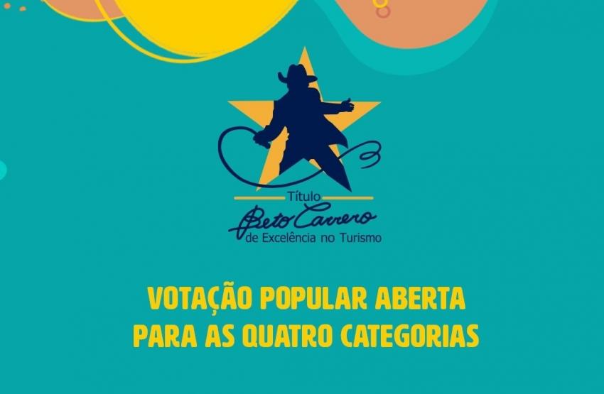 Serra Catarinense está no páreo em quatro categorias para concorrer ao Título Beto Carrero de Excelência no Turismo  - 2019-12-03 15:37:11