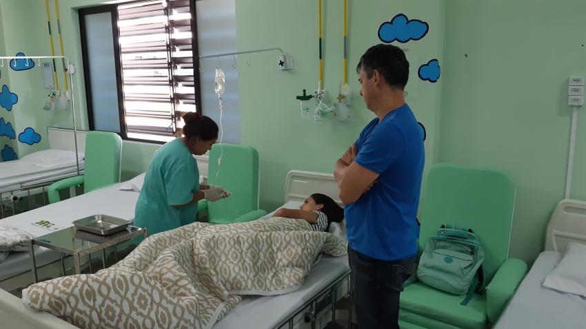 Atendimentos menos graves da pediatria estão sendo realizados na UPA 24 Horas - 2020-01-14 10:57:34