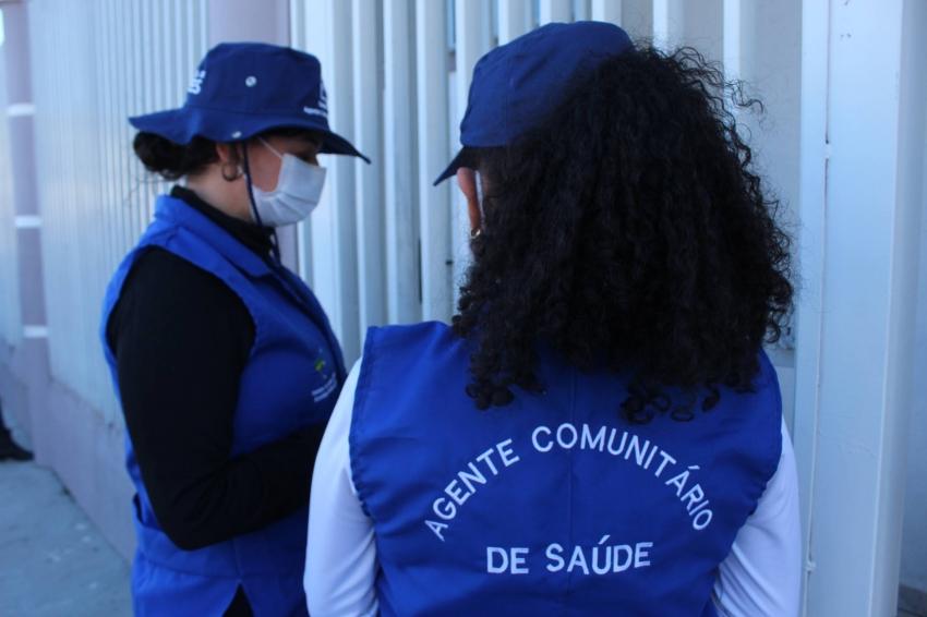 Saúde: Agentes Comunitários da Saúde realizarão atualização cadastral no próximo sábado em Lages - 2021-09-11 13:31:05