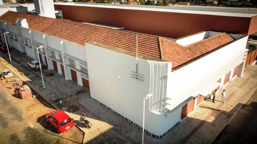 Mercado Público será o espaço do lageano para receber turistas - 2021-09-14 14:42:24